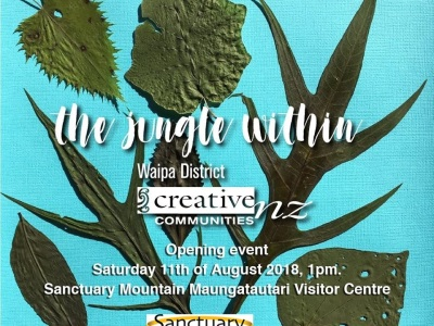 The Jungle Within - Opening Event