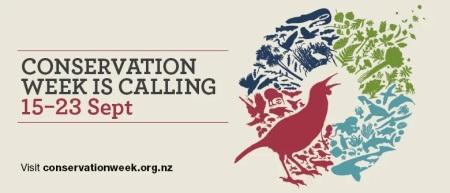 Conservation Week 15 - 23 Sept 2018