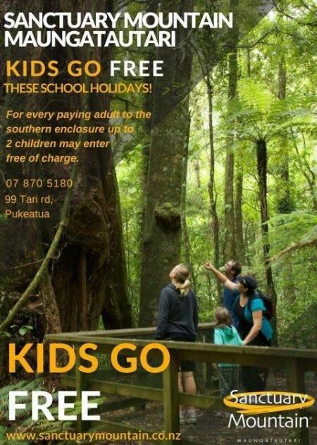 School Holidays - Kids Go Free