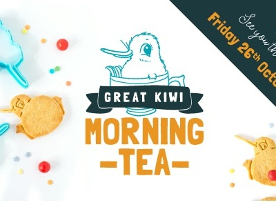 Great Kiwi Morning Tea