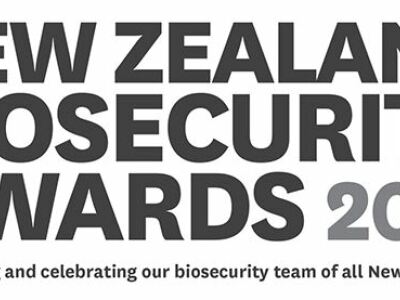 Finalist at 2018 New Zealand Biosecurity Awards